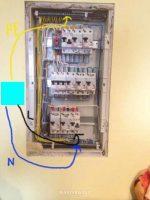 Как подключить розетку к автомату – Как подключить розетку к автомату в щитке