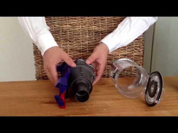 Как снять пылесос дайсон с зарядки алматы дайсон аккумуляторный пылесос