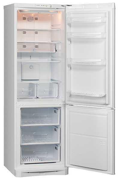 Холодильник индезит двухкамерный ноу фрост принцип работы