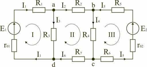 Задачи на первый закон кирхгофа с решением решение задачи по атомной физике